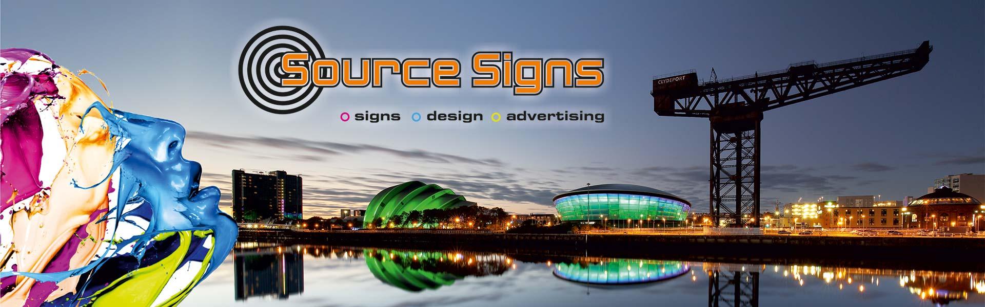 Signs Glasgow Advertising Scotland